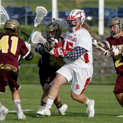 "T-Moe Hellier was an intimidating presence for South Portland on its way to back-to-back Western Class A boys' lacrosse championships and the 2014 state title. ""He plays with a swagger that makes a difference. I'd say he's the difference of four or five goals a game,"" said Westbrook Coach Josh Plowman."
