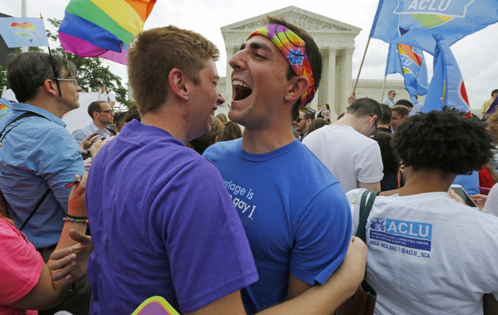 The marriage-equality ruing doesn't alter the fact that in 29 states, gays can still be fired from their jobs on the basis of their sexual orientation.