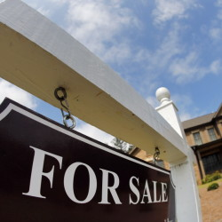 "Analysts see signs that the strong U.S. housing market could lose momentum. ""What we fear,"" said one Boston-area broker, ""is if interest rates rise and prices rise. That combination will definitely eliminate people from the market."""
