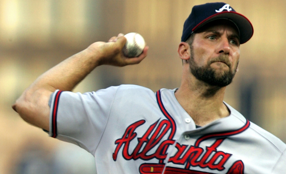 John Smoltz is the only pitcher with 200 wins and 150 saves. He is also the first player elected to the Hall of Fame to undergo Tommy John surgery.