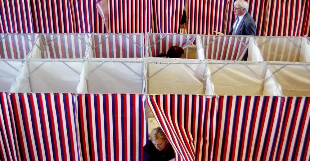 A long list of competing citizen initiatives promises to turn Maine's 2016 ballot into a confusing maze for voters. This is not how representative government is supposed to work.