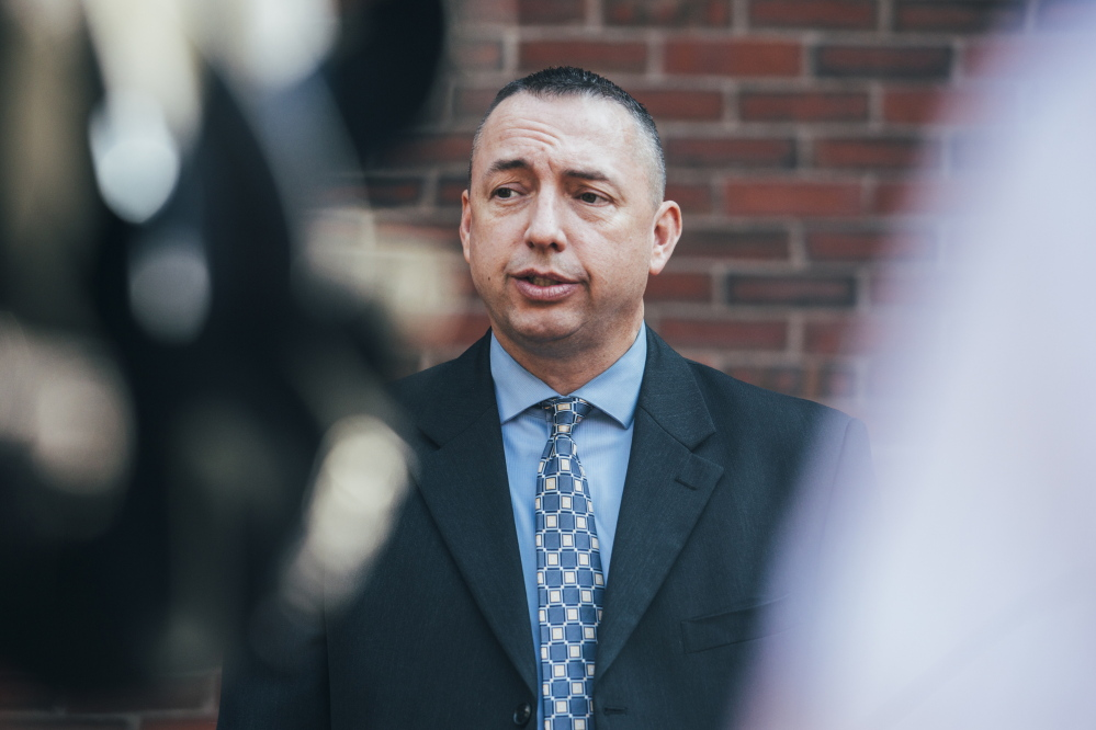 Portland Police Chief Michael Sauschuck confirmed Tuesday that Treyjon Arsenault was not involved in the argument that led to the May 25 shooting.