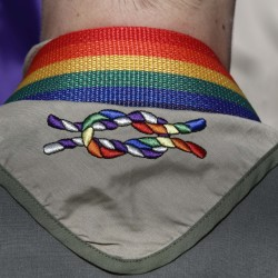 Even in Utah, some Boy Scouts are outspoken in their advocacy about accepting gay leaders.
