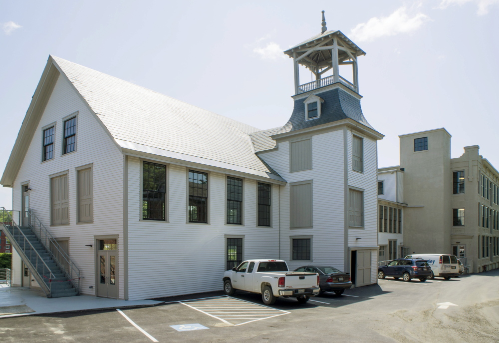 Investors with philanthropic goals contributed to the $11 million refurbishing of the Mayo Mill in Dover-Foxcroft.