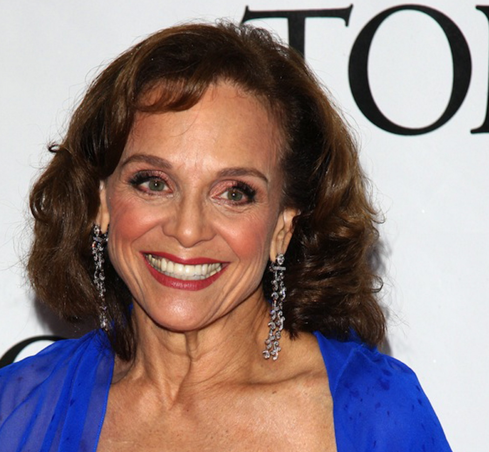 "Valerie Harper, who is a  cancer survivor, has been playing a role in ""Nice Work If You Can Get It."""