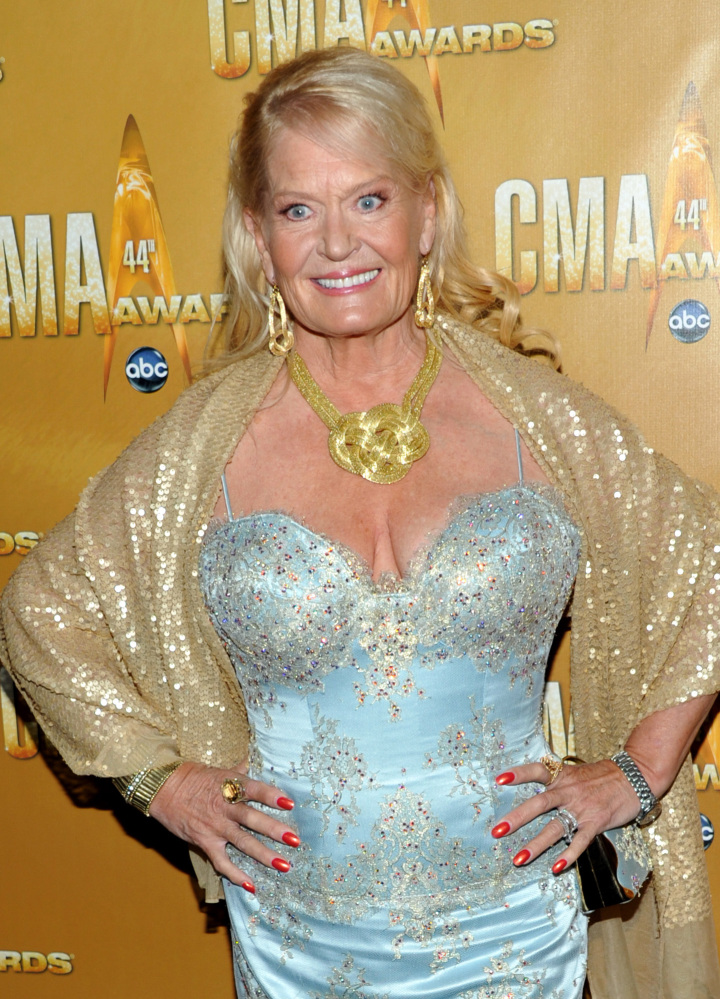 """Lynn Anderson's other hits included """"Rocky Top,"""" """"You're My Man,"""" """"How Can I Unlove You,"""" """"What a Man, My Man Is"""" and """"Top of the World."""""""