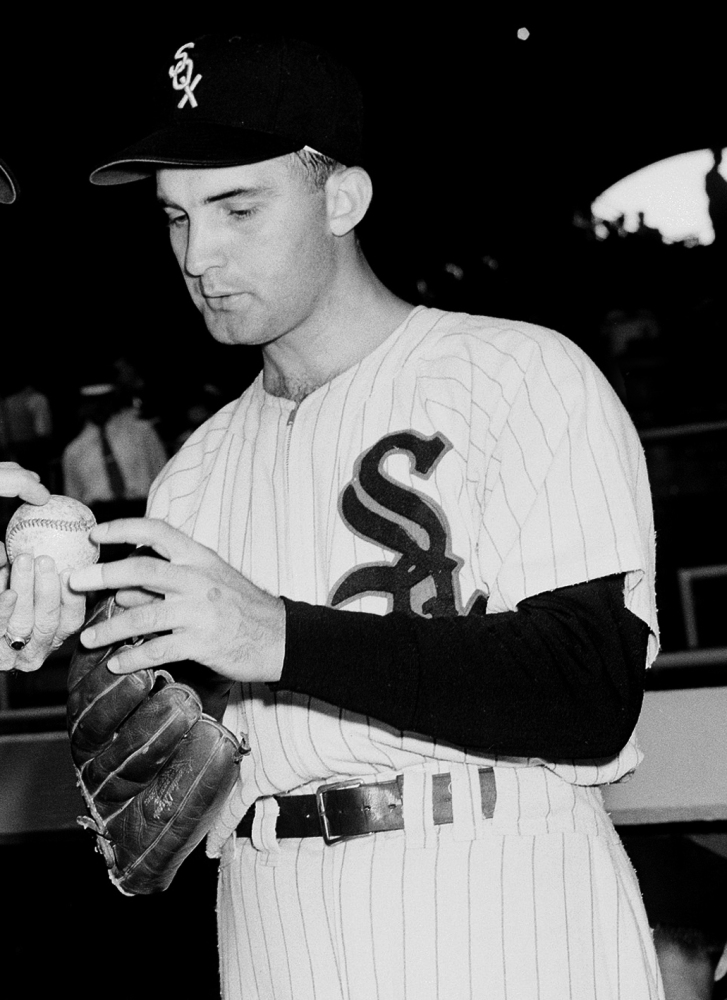Billy Pierce, who played in two World Series and spent 18 years in the majors, died Friday at 88.
