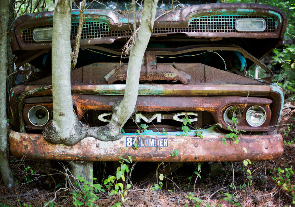 Old Car City, the world\'s largest known classic car junkyard - Press ...