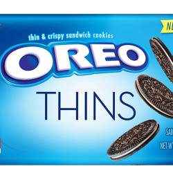 Mondelez International Inc. says it will add Oreo Thins to its permanent lineup in the U.S. starting next week. Mondelez via AP