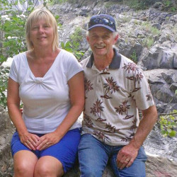 Roy and Judith Carlile of Warrington, Pennsylvania, died in Jonesport over the weekend while canoeing.