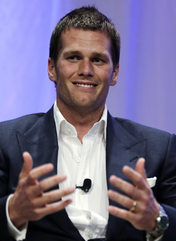 A lawyer who represented players says Tom Brady may be hurt by the news that he had his cellphone destroyed.
