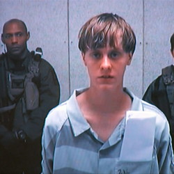 Dylann Roof, 21, faces 33 federal charges in the June 17 shootings at a church in Charleston, S.C. Eighteen of those charges potentially carry the death penalty.