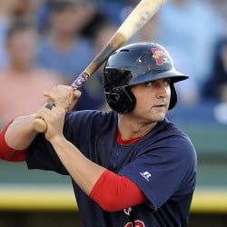 Sam Travis signed with the Red Sox after his junior year at Indiana, impressed with short-season Lowell and low Class A Greenville last summer and now, with the Portland Sea Dogs, is batting .308.