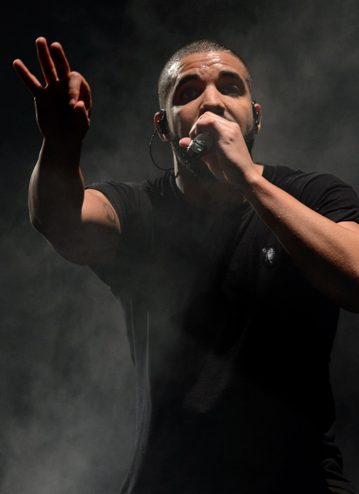 It wasn't clear if Drake was present during the shooting.