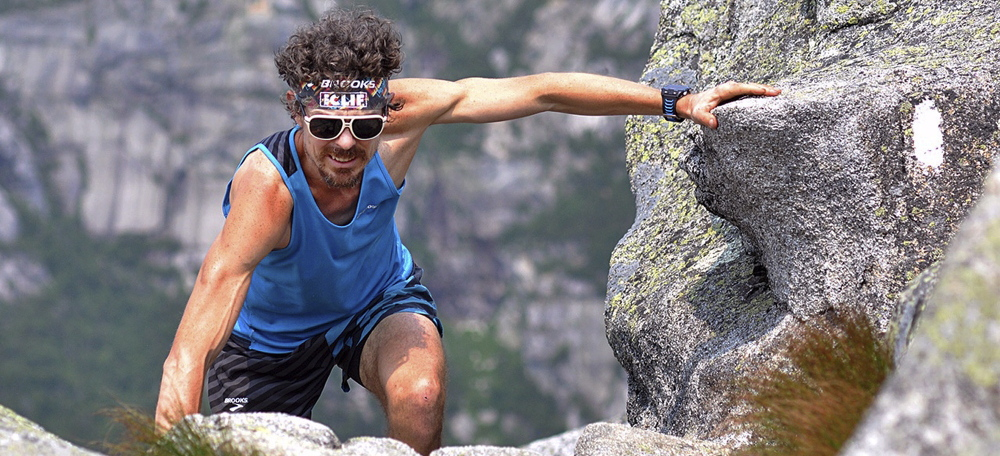 The record-setting traverse of the Appalachian Trail by Scott Jurek, above, stirred up a controversy that made Maine look less than inviting.