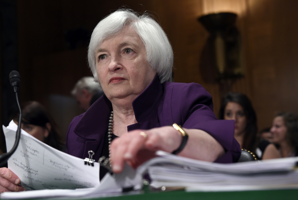 Analysts say Federal Reserve Chair Janet Yellen may call for a September increase in the benchmark interest rate after the most recent jobs report indicated the U.S. economy is recovering at a slow but solid pace.