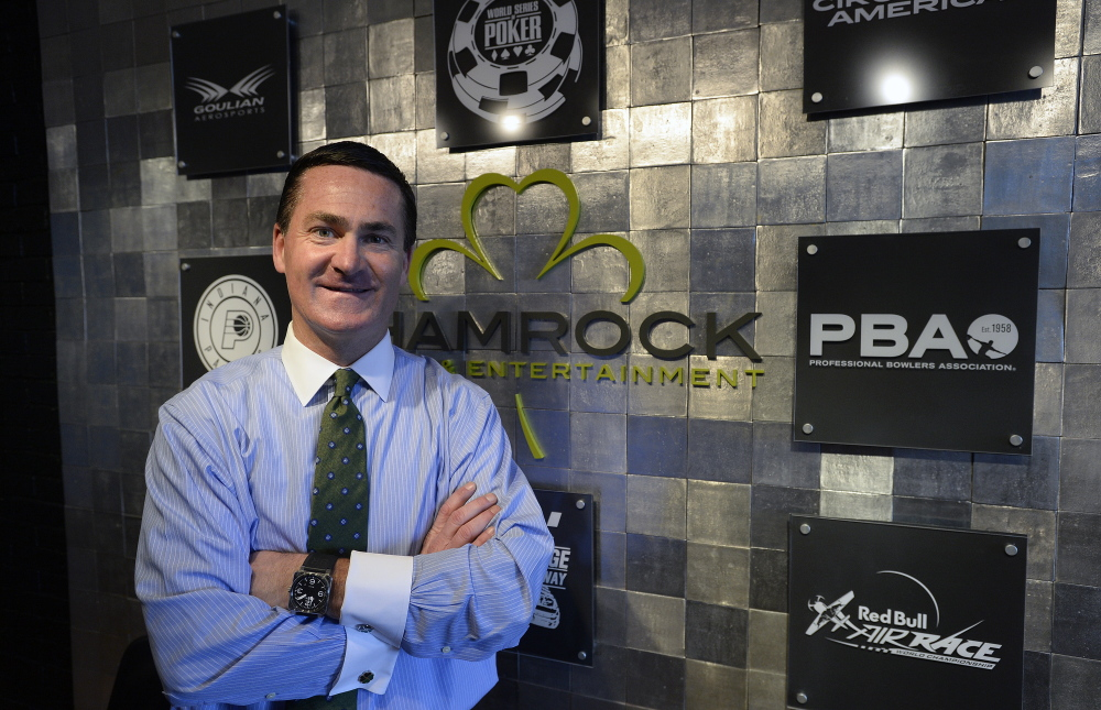 "Brian Corcoran, president and founder of Shamrock Sports & Entertainment, says Portland isn't the only city that has struggled to meet the financial needs of an AHL team. ""The business model of minor league hockey is beyond challenging,"" he said."