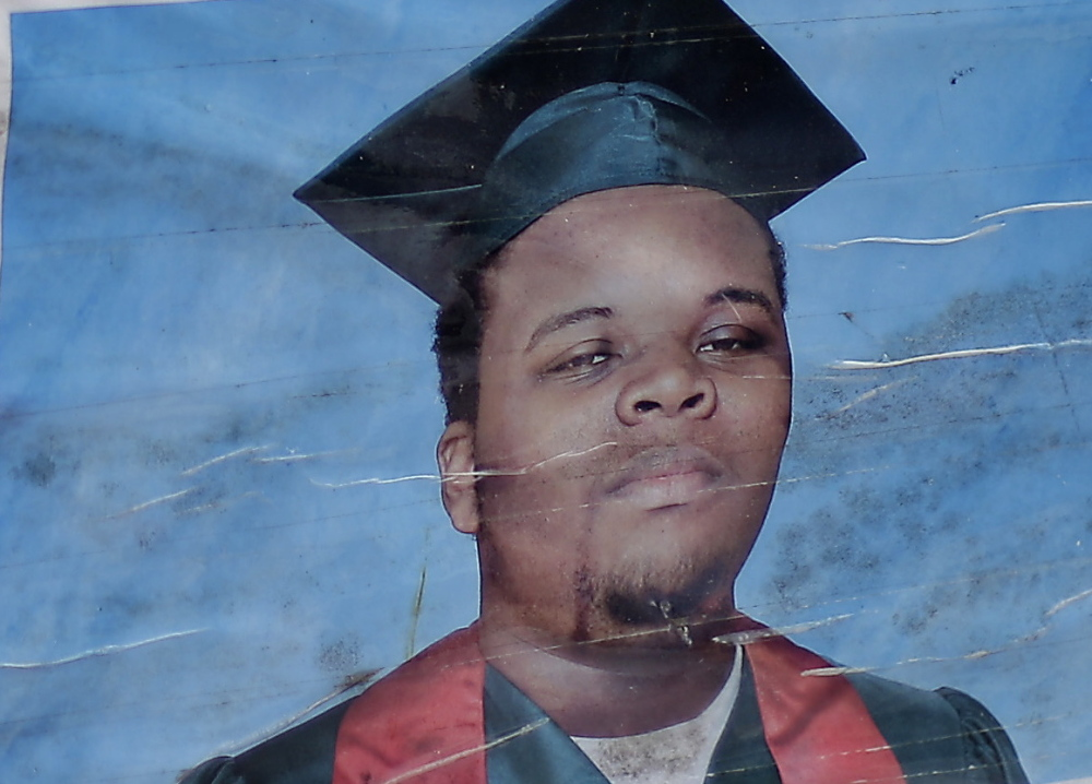 Michael Brown's death sparked a national movement to protest police treatment of African-Americans.