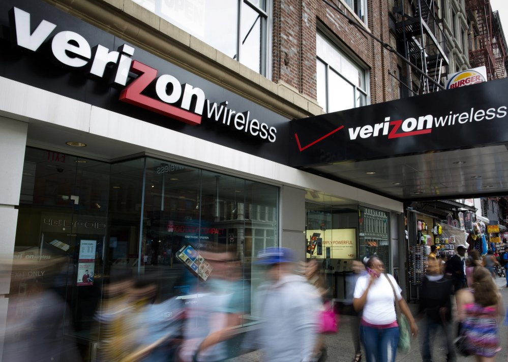 Under Verizon's new system, people buy phones outright, or pay the full retail price in monthly, interest-free installments.
