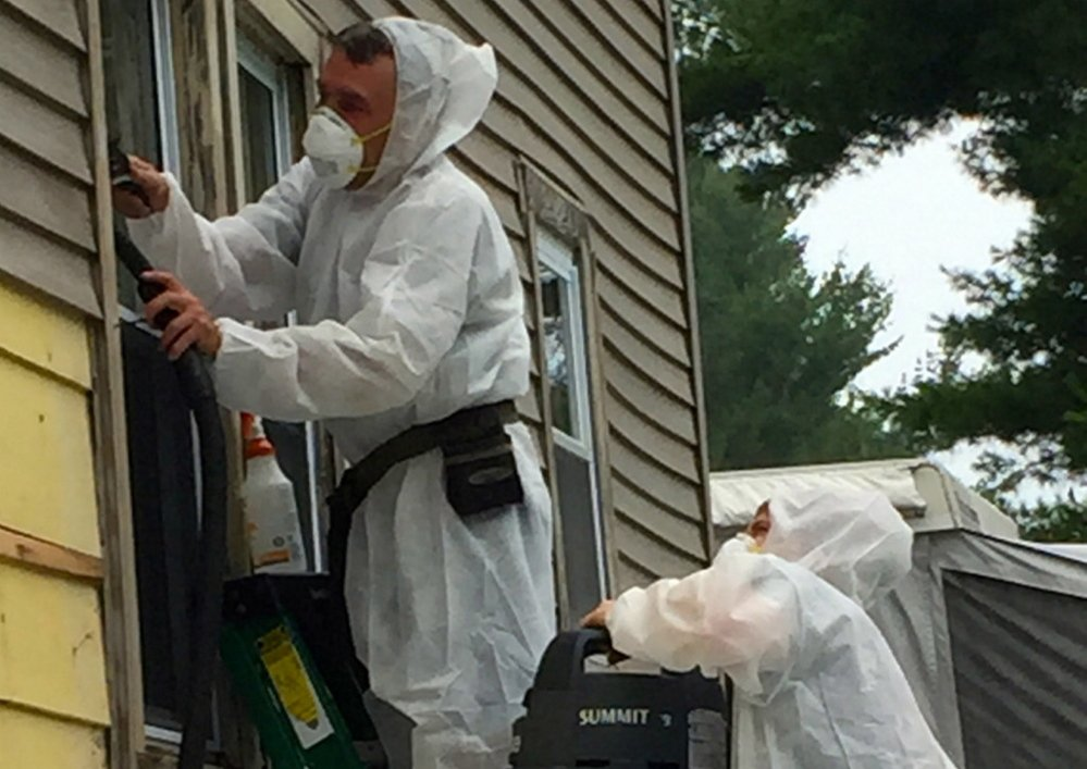 Maine environmental officials spurned a proposal to hire two people to enforce a 2010 federal law requiring contractors to be trained in and follow practices that prevent the spread of lead particles during home renovations.