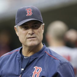 Boston Red Sox Manager John Farrell has lymphoma and is stepping away from the team for the rest of the season.