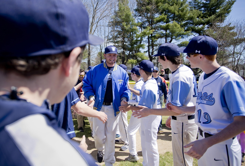 Zach Gardiner and his 2005 Westbrook Little League All-Star teammates were the center of attention on opening day for this year's Westbrook Little League season. Ten years ago, Westbrook became the third Maine team to reach the Little League World Series. The latest push to consolidate Portland's leagues gained momentum in September with a proposal that would have formed a single league.