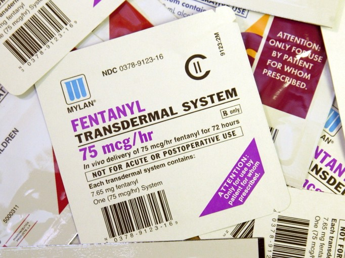 Fentanyl is often prescribed to cancer patients in the form of a patch. But the compound showing up in drug busts in Maine and elsewhere is manufactured in clandestine labs.