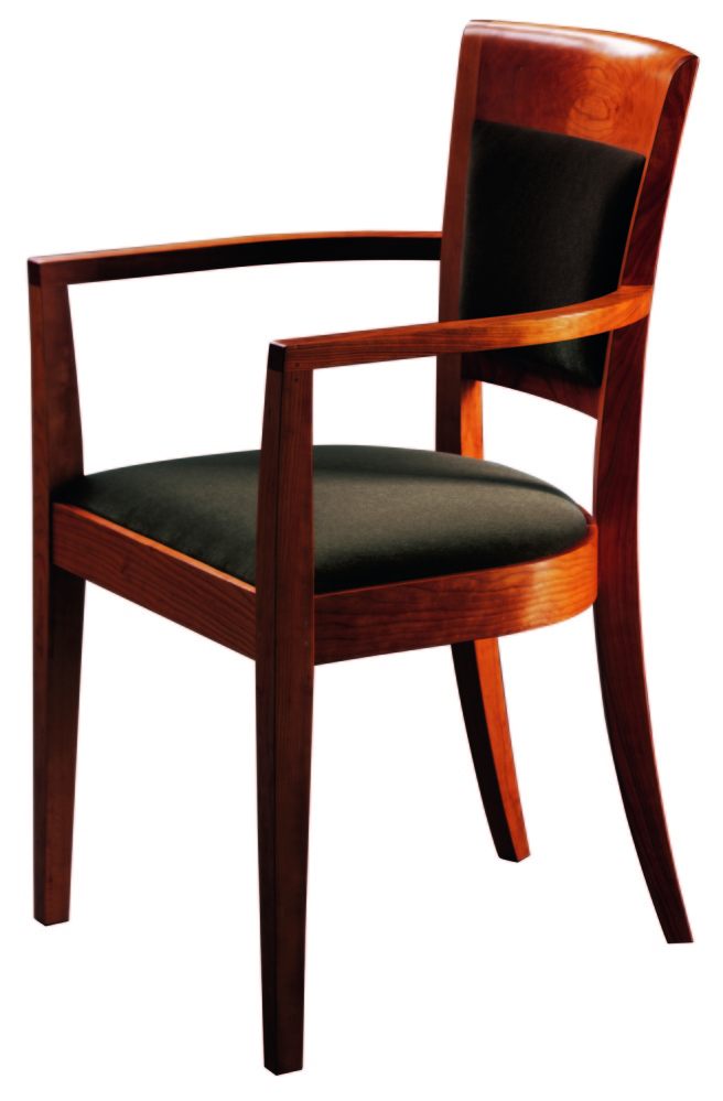 A Harpswell chair from Thos. Moser.