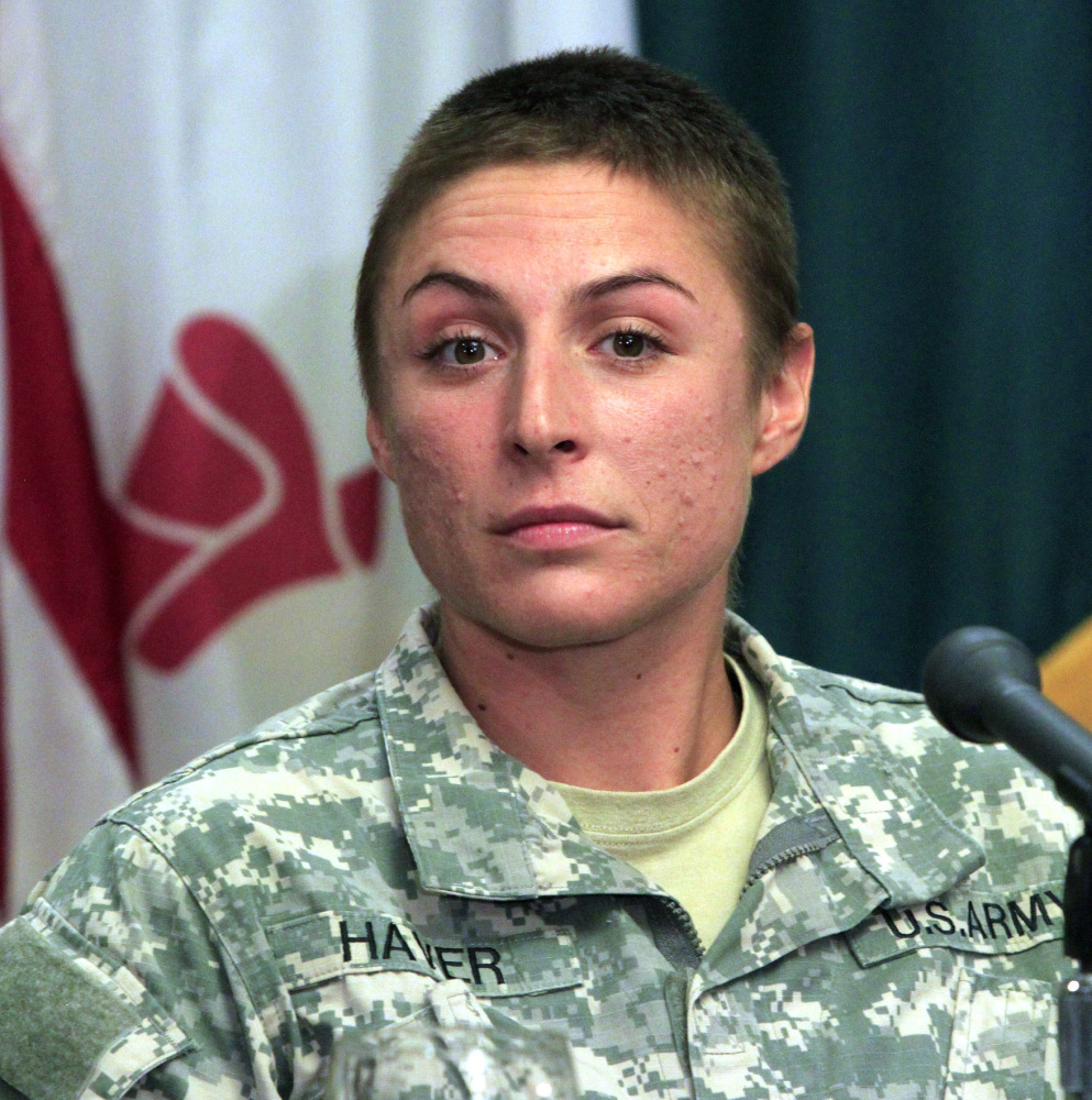 first female army ranger graduates elated face criticism