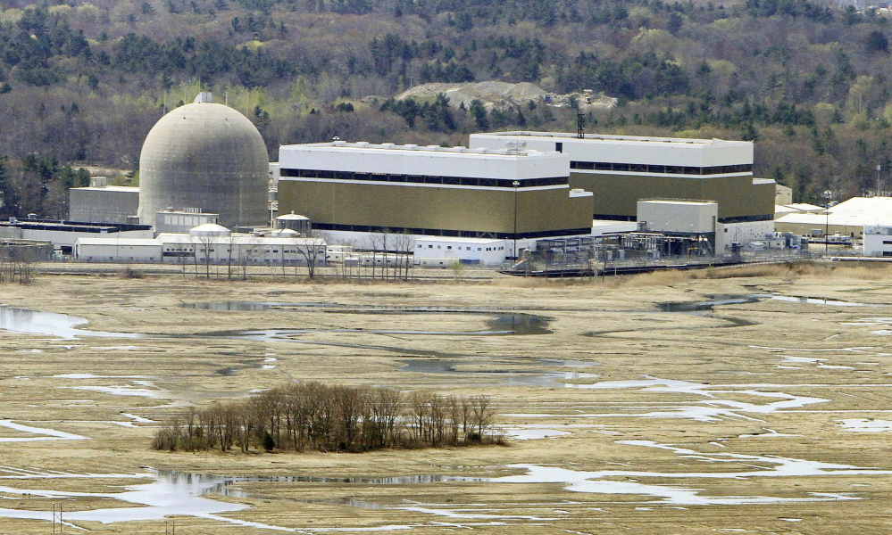 The nuclear power plant in Seabrook, N.H.,  came online in August 1990. It's currently licensed to operate until 2030 and has applied for a 20-year extension.