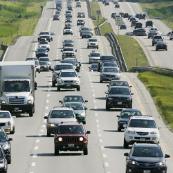 Four of the top five bad-traffic cities in the U.S. are even more congested than they were in 2007, a recent study reveals. Even less-populated states such as Maine are affected, as evidenced by the traffic seen recently on Interstate 95 in Scarborough.