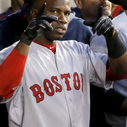 Rusney Castillo is expected to start learning the vagaries of playing the left-field wall in Fenway Park.