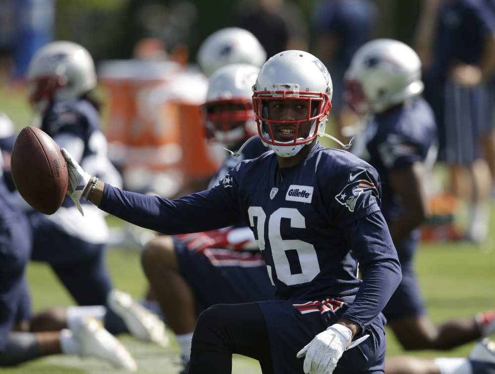 Cornerback Logan Ryan is one of the New England Patriots with something to prove Friday night in the exhibition game at Carolina. Ryan must show more consistency and prove his timing is up to standards.