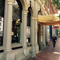 British clothing retailer Fat Face plans to open in a space formerly occupied by J. L. Coombs on Exchange Street in Portland.