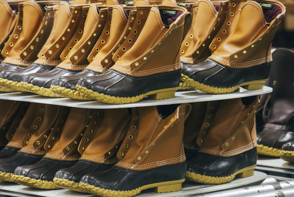 L L Bean Preps For New Season Of Big Sales For Iconic