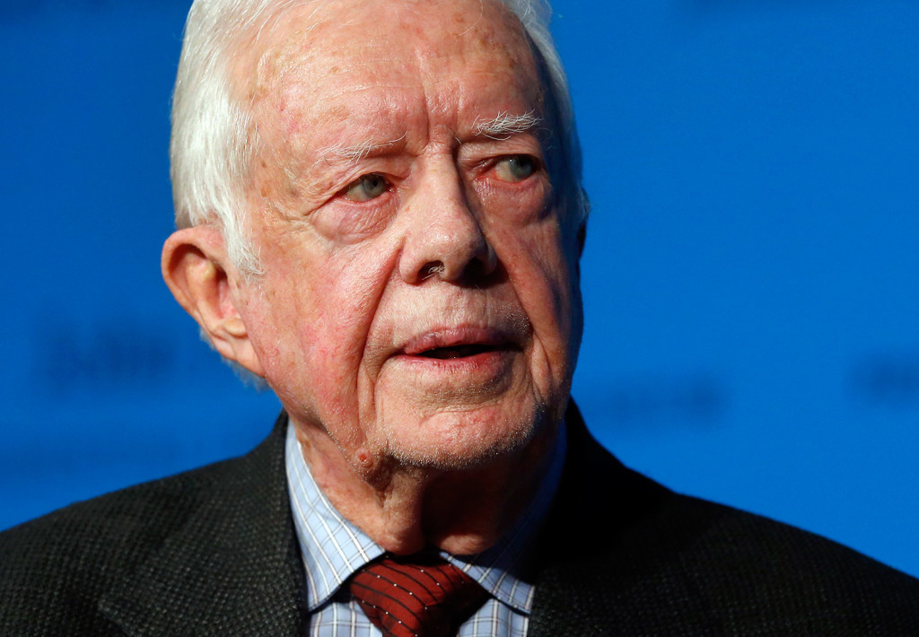 Former President Jimmy Carter announced on Aug. 12 that he has cancer and will undergo treatment at an Atlanta hospital.