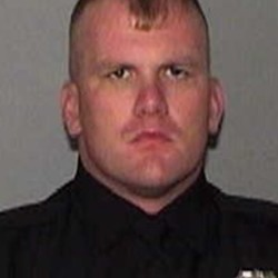 Officer Sean Bolton, who was fatally shot during a traffic stop on Saturday. Memphis Police Department via AP