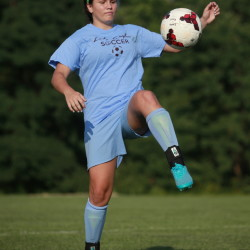 A talented goal scorer, with 48 in her career, Ciera Berthiaume will try to help Windham win its third straight Class A state championship this fall.