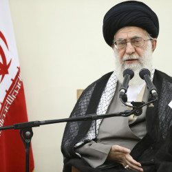 "Iran's Supreme Leader Ayatollah Ali Khamenei has said ""there will be no deal"" if the sanctions aren't lifted."