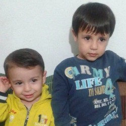 When the body of Aylan Kurdi, 3, left, was found on a beach, worldwide attention turned to migrants' plight. Galip Kurdi, 5, right, also drowned.