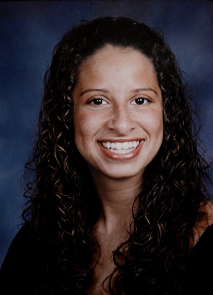 Darien Richardson in 2006. Her murder in 2010 remains unsolved.