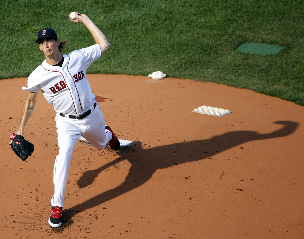 Henry Owens has had his ups and downs since joining the Red Sox, but he's a rookie and chances are, down the road there will be many more ups.