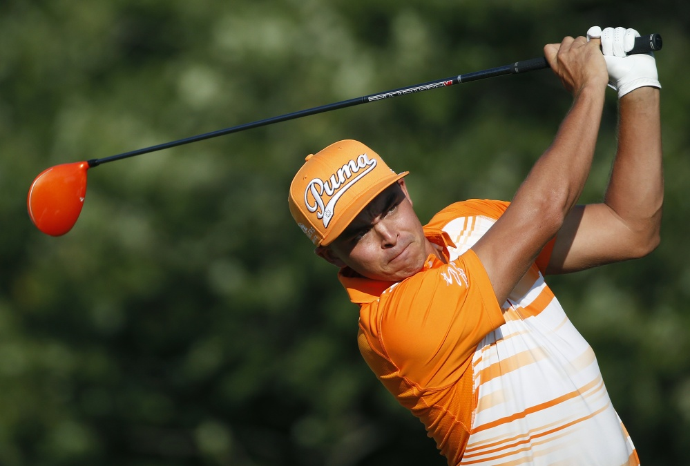 Rickie Fowler comes from behind to win Deutsche Bank Championship ...