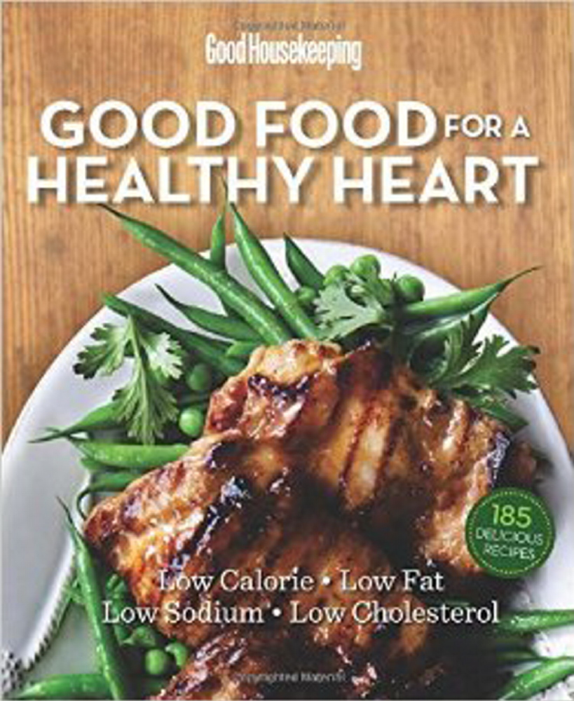 Cookbook review good food for a healthy heart from good courtesy photos forumfinder Choice Image