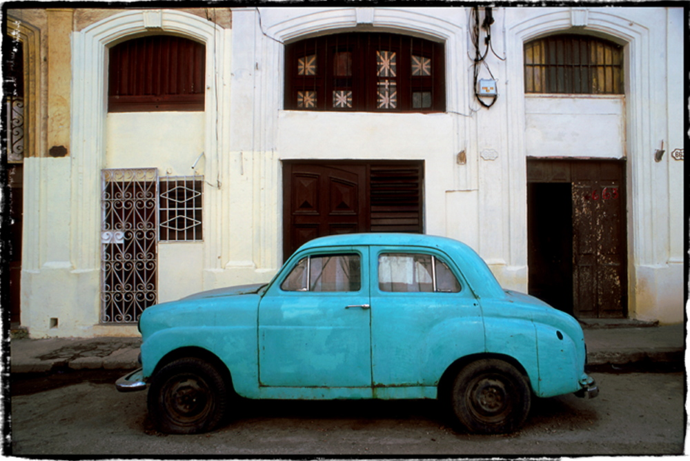 "From ""The Cuba Portfolios"" by David Caras"