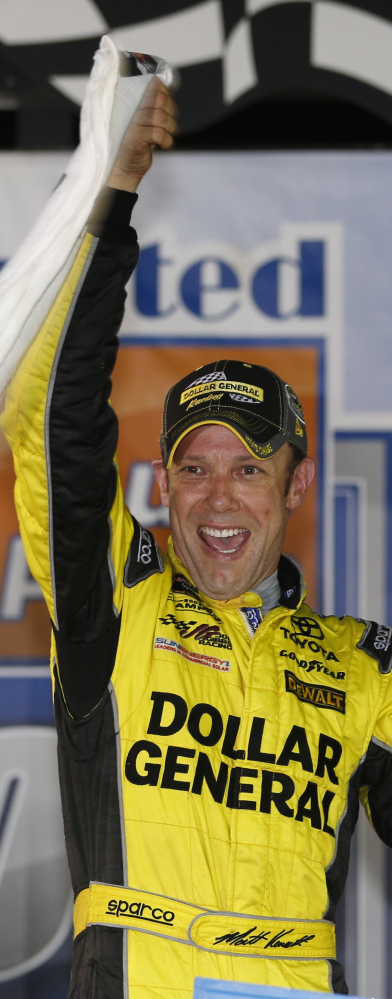 Matt Kenseth enters the Chase for the Sprint Cup as one of the favorites, with four wins this year.