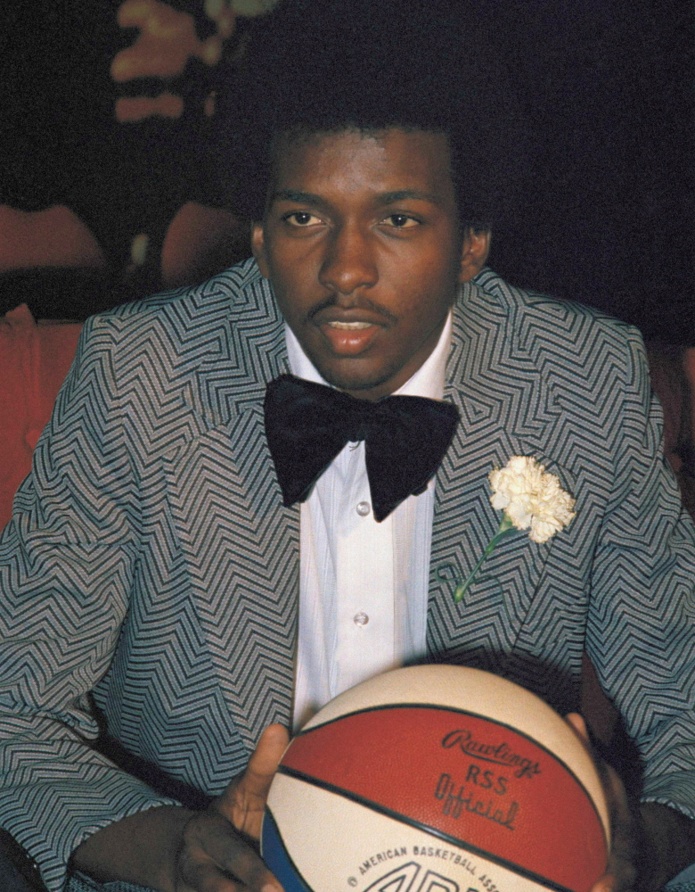 The NCAA made Moses Malone a wanted man in 1974, but he went from high school to the professional ranks.