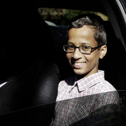 Ahmed Mohamed will not return to the Texas school where his homemade clock was mistaken for a bomb.