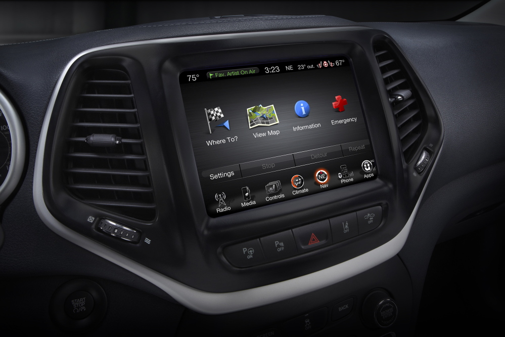 Earlier this year, two cybersecurity researchers remotely put a Jeep Cherokee into a ditch by hacking the crossover's UConnect radio. Jeep recalled 1.4 million vehicles in July to install a software patch.
