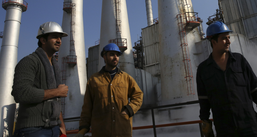 With Iran preparing to have its economic sanctions lifted, it too could further flood global markets with cheap petroleum, keeping prices depressed.